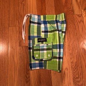 Boys Abercrombie sm swim shorts